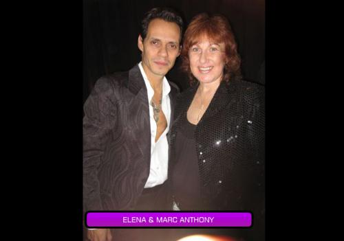 Elena and Marc Anthony