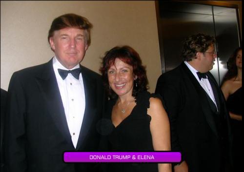 Donald Trump & Elena