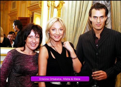 Kristina Orbakaite, Misha & Elena