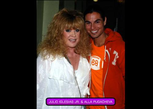 Julio Iglesias JR. & Alla Pugacheva
