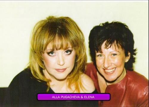 Alla Pugacheva & Elena