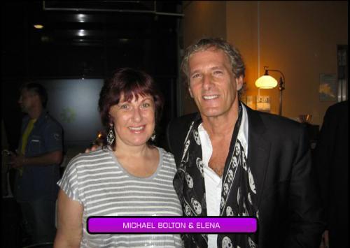 Michael Bolton & Elena